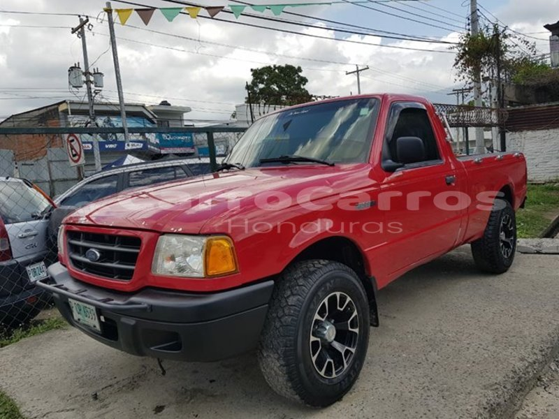 Buy Used Ford Ranger Red Car In San Pedro Sula In Cortes Honduras Carrocarros
