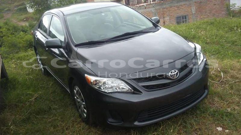Carros Usados Toyota >> Comprar Usados Carro Toyota Corolla Negro En Comayagua En Comayagua